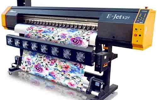 Mesin Printer Sublimasi Tipe E-Jet V25
