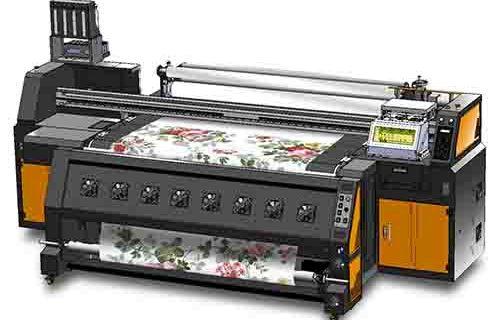 Mesin Digital Printing Kain Katun Model E-Press