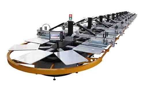 Mesin Digital Printing Oval Model TYSL