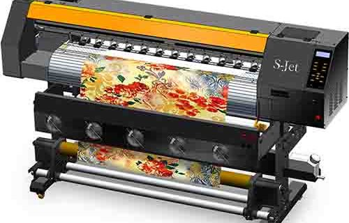 Mesin Printer Sublimasi Tipe S-Jet