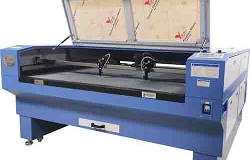 Laser Cutting Machine With Conveyor System Tipe JY-1616P-2 (With Small Camera)
