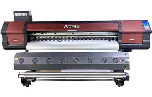Mesin Printer Sublimasi Tipe WT-6004F