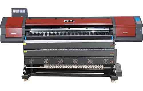 Mesin Printer Sublimasi Tipe WT-6006F