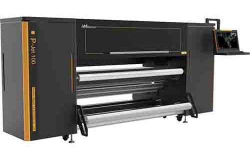 Mesin Printer Sublimasi Tipe P-Jet100